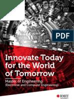 Rmit University Vietnam- Mater of Engineering Brochure 2013 0