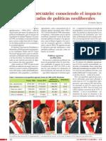 Censo Agropecuario Conociendo El Impacto de Dos Decadas de Politicas Neoliberales