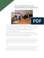 Chile es el primer país latinoamericano cuyo sistema de contratación pública será aceptado por el BID
