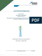 Space Diversity Engineering