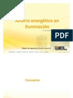 Sistemas de Ahorro en Iluminacion
