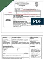 planeación quimica VII primer bloque 2