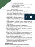 Consejo de Ministros de Guatemala