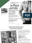 Six Pack Secrets Dr Darden