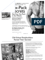 Six Pack Secrets Dr Darden