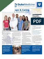 Inside Duke Medicine - June 2009 (Vol. 18 No. 6)