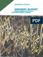 15974221 Vjerovjesnikov Sunnet Muhammed ElGazali