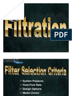 Filtracion Beta Ratio