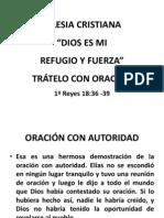 TRATELO CON ORACIÓN