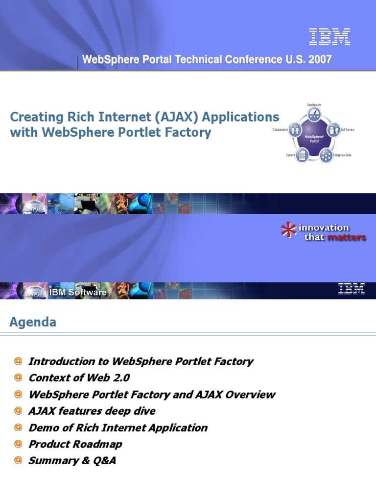 Creating+Rich+Internet+(AJAX)+Applications+With+WebSphere+