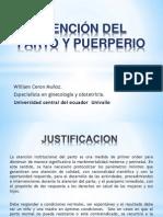 ATENCIÓN DEL PARTO Y PUERPERIO 2