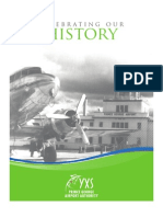 Prince George Airport History