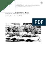 Plaza Design Guidelines 1992 November 17