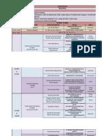 Programa Preliminar v Congreso