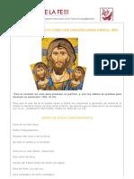 Credo de Nicea Constatinopla