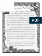 Biografía Paul Goble