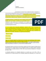 Acuerdos Con El Fmi