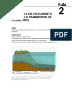 Geomorfologia Fluvial e Hidrografia Aula 2