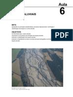 Geomorfologia Fluvial e Hidrografia Aula 6