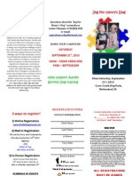 JFHD Registration Form 2013 - UPDATED