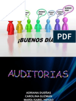 Expo Auditoria
