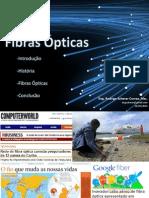 AULA - FIBRAS ÓPTICAS