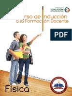 CURSO DE INDUCCIÓN A LA FORMACIÓN DOCENTE. FISICA