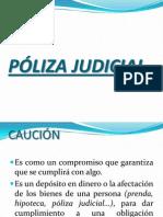 Pliza Judicial