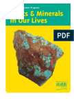 Rocks and Minerals 31