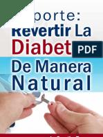 Revertir La Diabetes de Manera Natural1