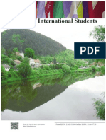 Call for Papers/submissions, Journal of International Students, June 2013