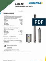 LORENTZ PS15k C-sj30-12 Pi Fr Ver301029
