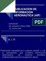 Publicacion de Informacion Aeronautica (Aip)