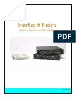 InterReach Fusion Manual