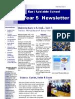 term 3 newsletter