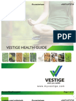 Vestige Health Guide 1