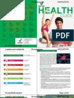 Vestige Health Guide  2