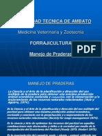 Presentación MANEJO DE PRADERAS