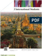 2012 Volume 2 Issue 1 Journal of International Students (full version)