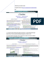 Pasos Para Instalar Tracker (Autoguardado)