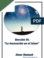 AL Bida _o Innovación en el Islam