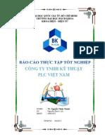 Báo cáo TTTN lập trình S7300 và hệ thống SCADA