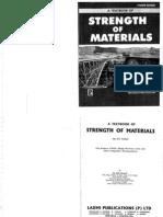 Strength of Materials RK Bansal
