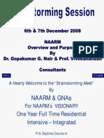 Dr. Nair - NAARM