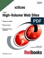 High-Volume Web Sites
