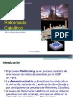 Reformado catalítico 1