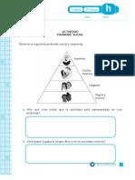 Piramide Social Colonial