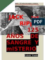 Jack el Destripador. 125 años de sangre y misterio