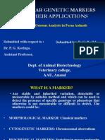 Genetic Markers1