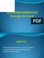 ELEVADOR HIDRÁULICO